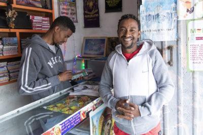 M-Birr - first mobile money services in Ethiopia