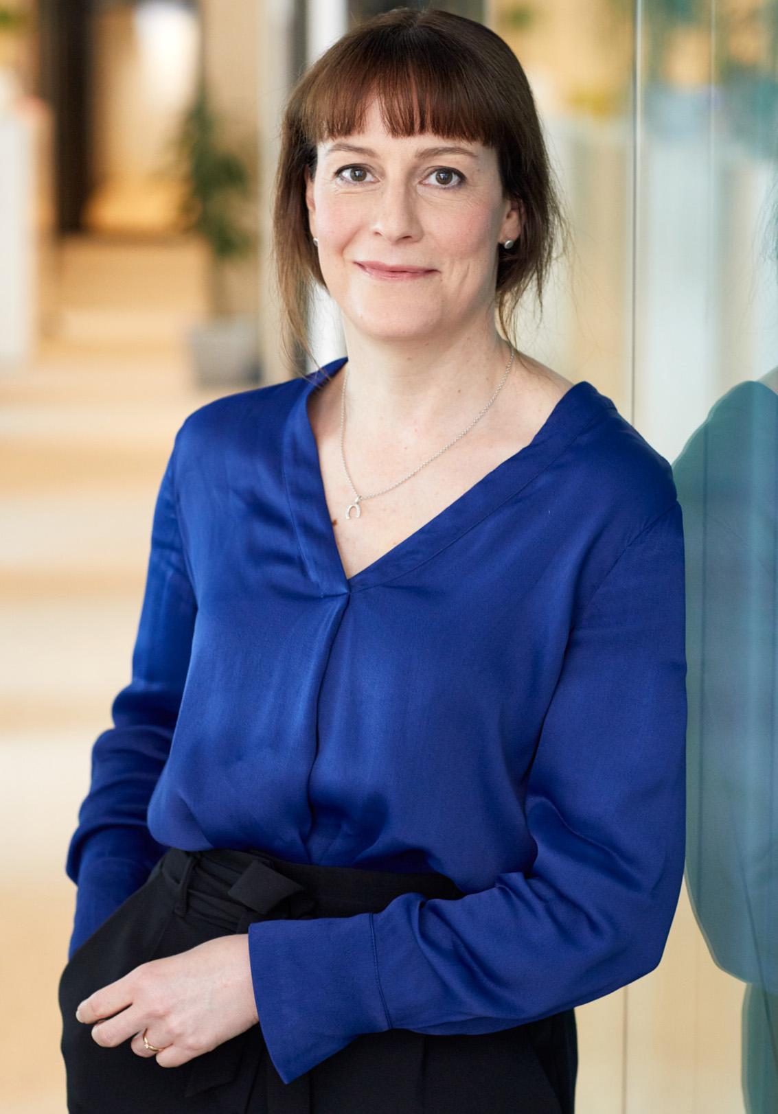 Anne Arvola Finnfund