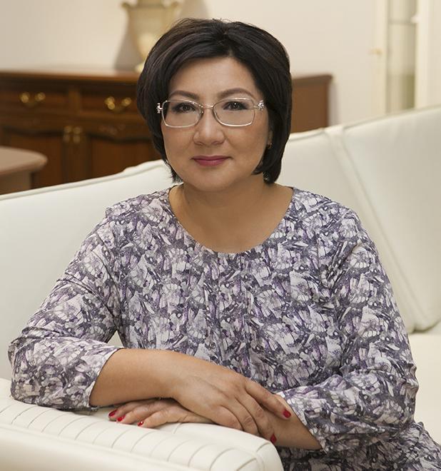 Zhanna Zhakupova
