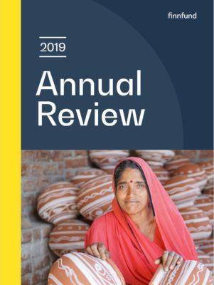 Annua report 2019 cover
