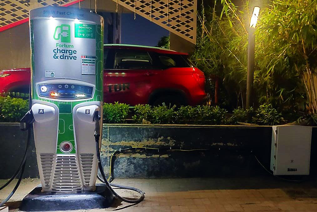 Fortum Charge and Drive India