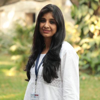 Photo of Ms Purvi Bhavsar