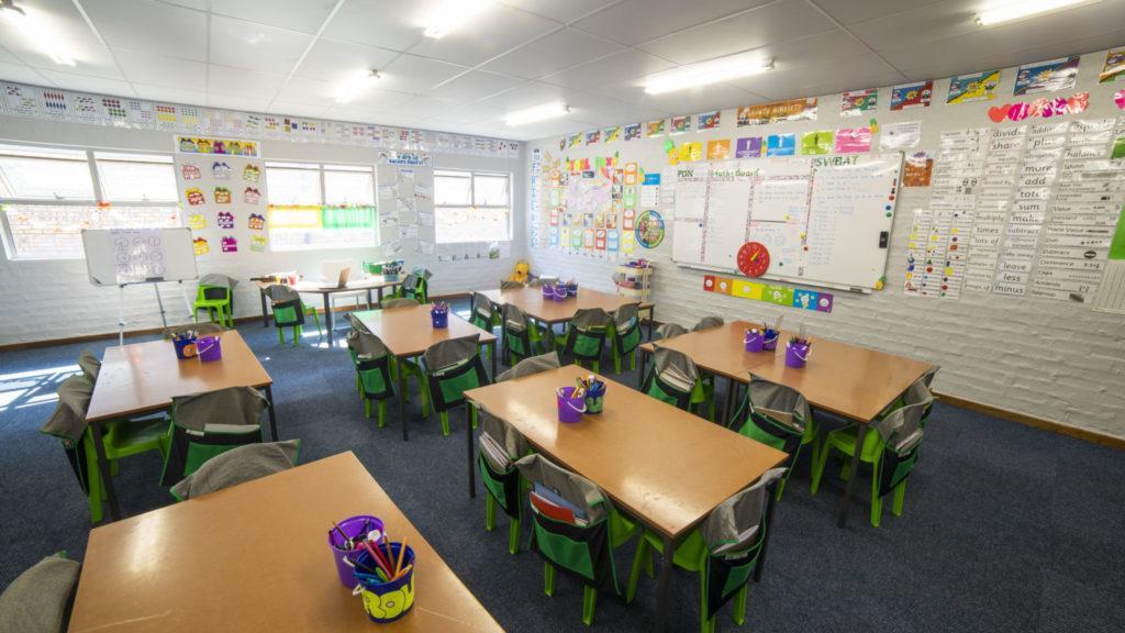 Spark Schools classroom