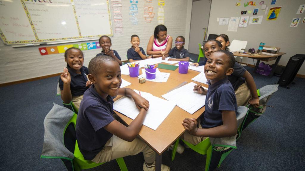 Spark Schools Etelä-Afrikka